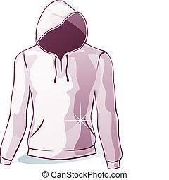 isolado, hoodie