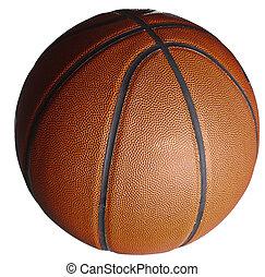 Isolated basketball