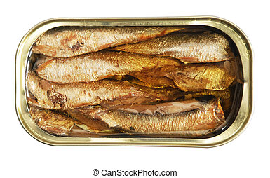 tin of fish