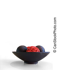 Isolated Bowl