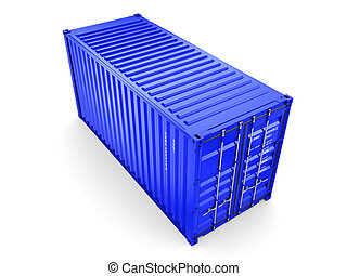 Isolated cargo container