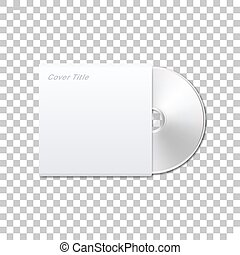 Isolated cd disk
