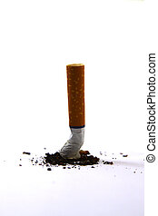 Isolated Cigarette