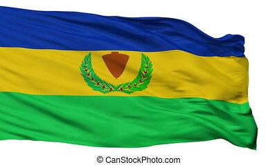 Isolated Cordoba city flag, Venezuela - Cordoba flag, city...