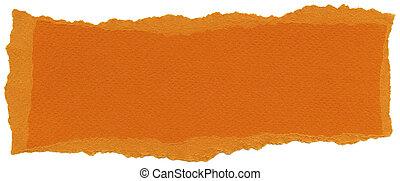 Isolated Fiber Paper Texture - Orange XXXXL - Texture of ...
