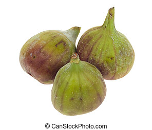 isolated figs
