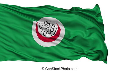 Isolated Flag Organisation of Islamic Cooperation -...