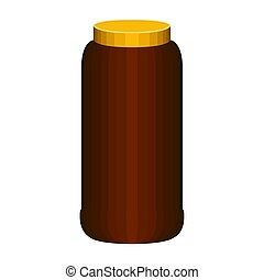 Ground coffee Vector Clipart Royalty Free. 830 Ground ...