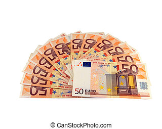 Isolated money