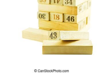 letterpress wood