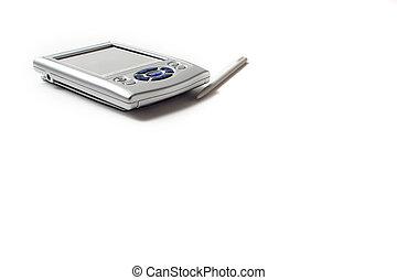 isolated PDA