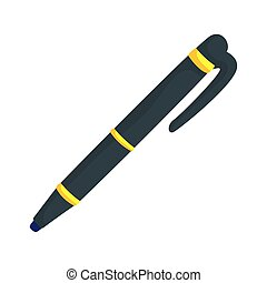 Isolated pen icon vector design