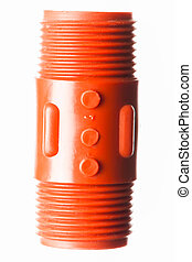 Isolated Pipe Fitting