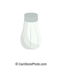 isolated salt shaker