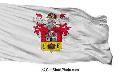 Isolated San Felipe city flag, Chile - San Felipe flag, city...
