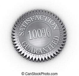 Satisfaction Guarantee - Isolated Satisfaction Guaranteed ...
