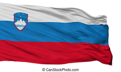 Isolated Slovenia city flag, Slovenia - Slovenia flag, city ...