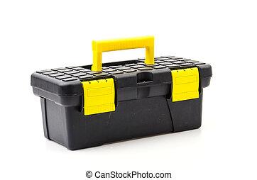 Isolated tools box