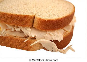 Turkey Sandwich On Whole Wheat Bread Turkey Sandwich With Avocado