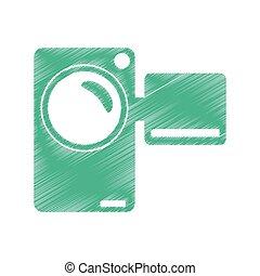 Isolated videocamera device design - Videocamera device...