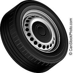 Isolated wheel