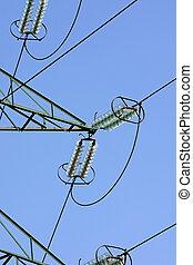 isolateur, électrique