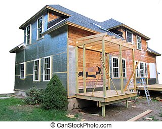 home remodelling - isolation of home remodelling