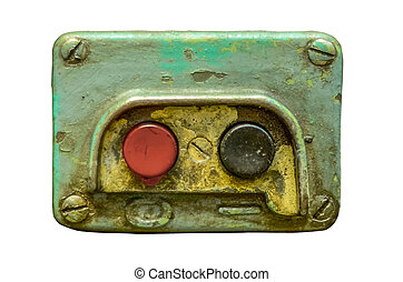 Industrial Power Buttons
