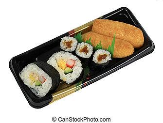 Japanese food casserole