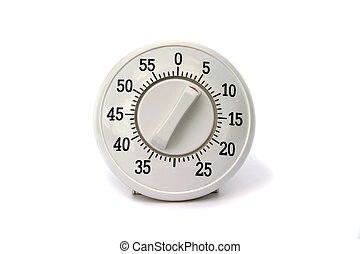 isolato, timer, cucina