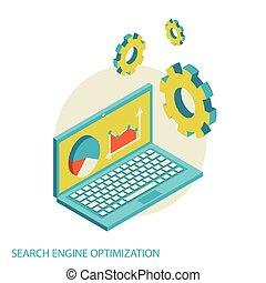 website analytics and SEO