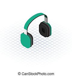 Isometric Headphone