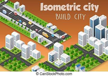 Isometric set of the modern
