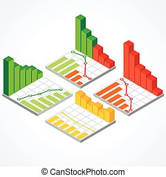 Isometric Set of Various Graphs