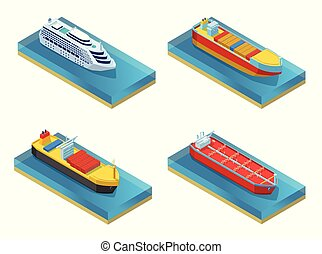 Isometric Water Transport Set