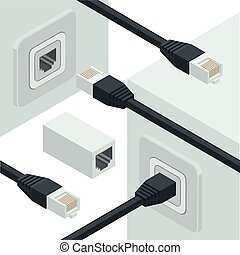 network internet data connectors