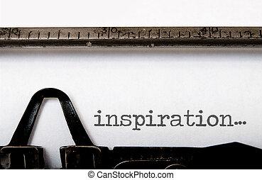 ispirazione