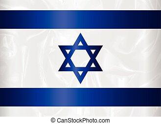 israël, étoile, drapeau, david