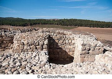 israël, archéologie, excavations