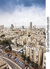 israël, aviv téléphone