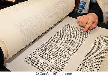 israël, versperren mitzvah