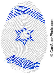 Israel Fingerprint passport - Israel fingerprint passport...