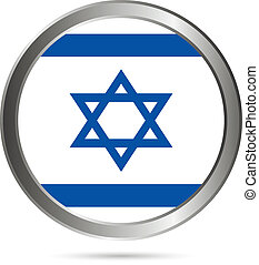 Israel flag button.