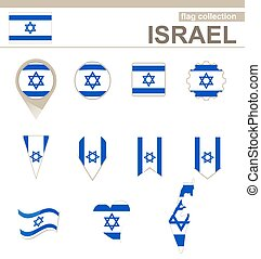 Israel Flag Collection