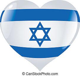 Israel in heart