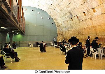 israel, pared, viaje, -, fotos, occidental, jerusalén