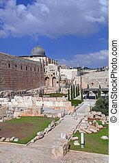 Israel. The Old City of Jerusalem