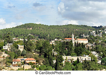 Israel Travel Photos - Jerusalem - Ein Karem Jerusalem,...