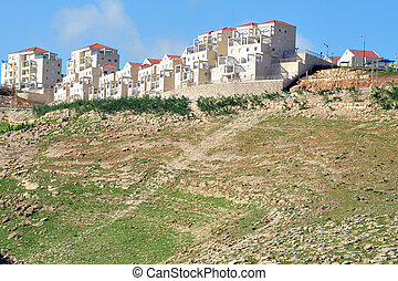 Israel Travel Photos - Jerusalem - Maale adumim, Israel.
