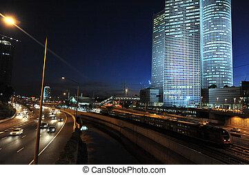 Israel Travel Photos - Tel Aviv - The Azrieli Center ...